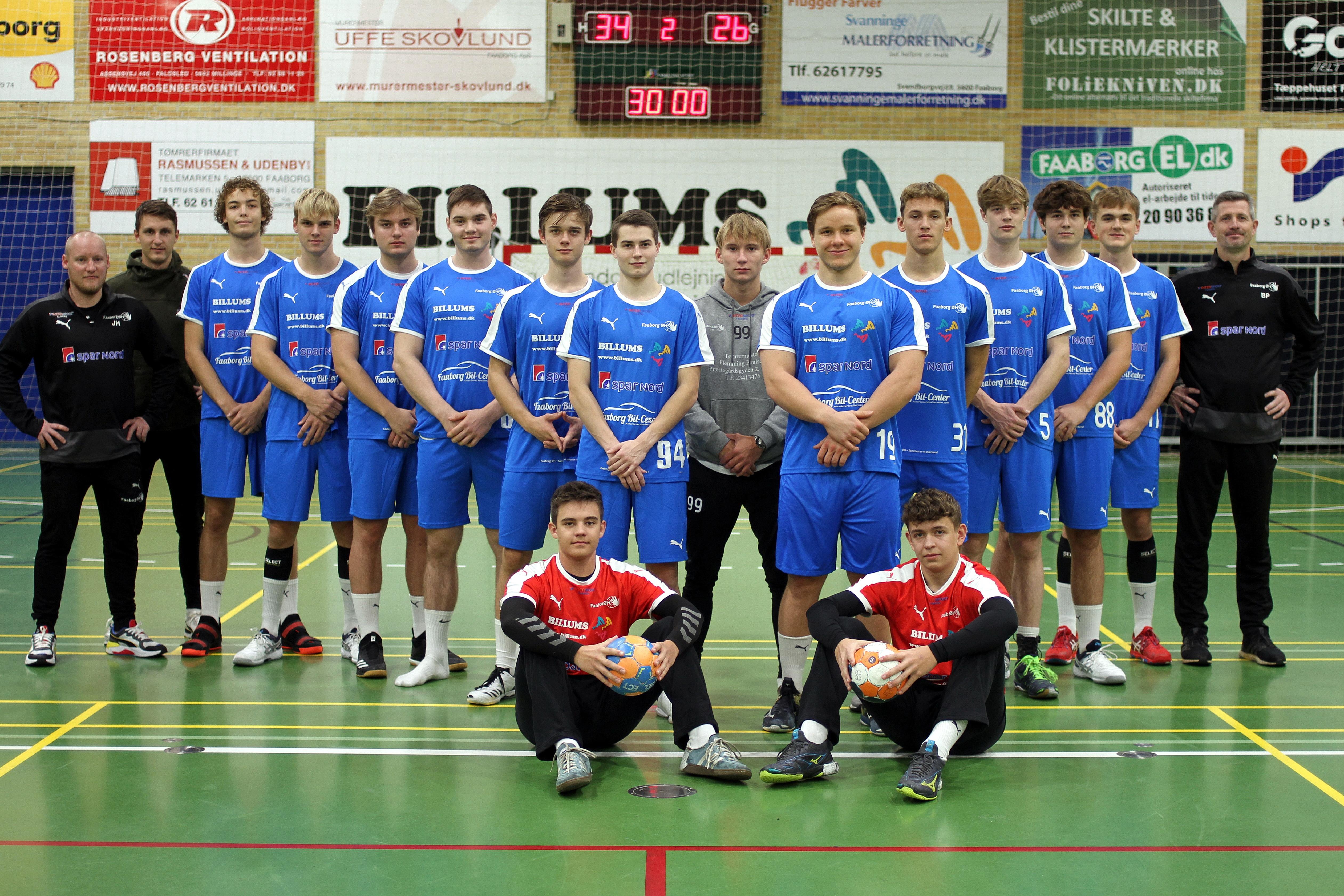 U19 drenge